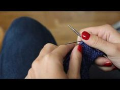 Methode tricot rapide