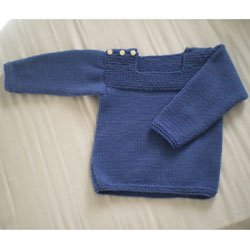 Tricot 2 ans facile