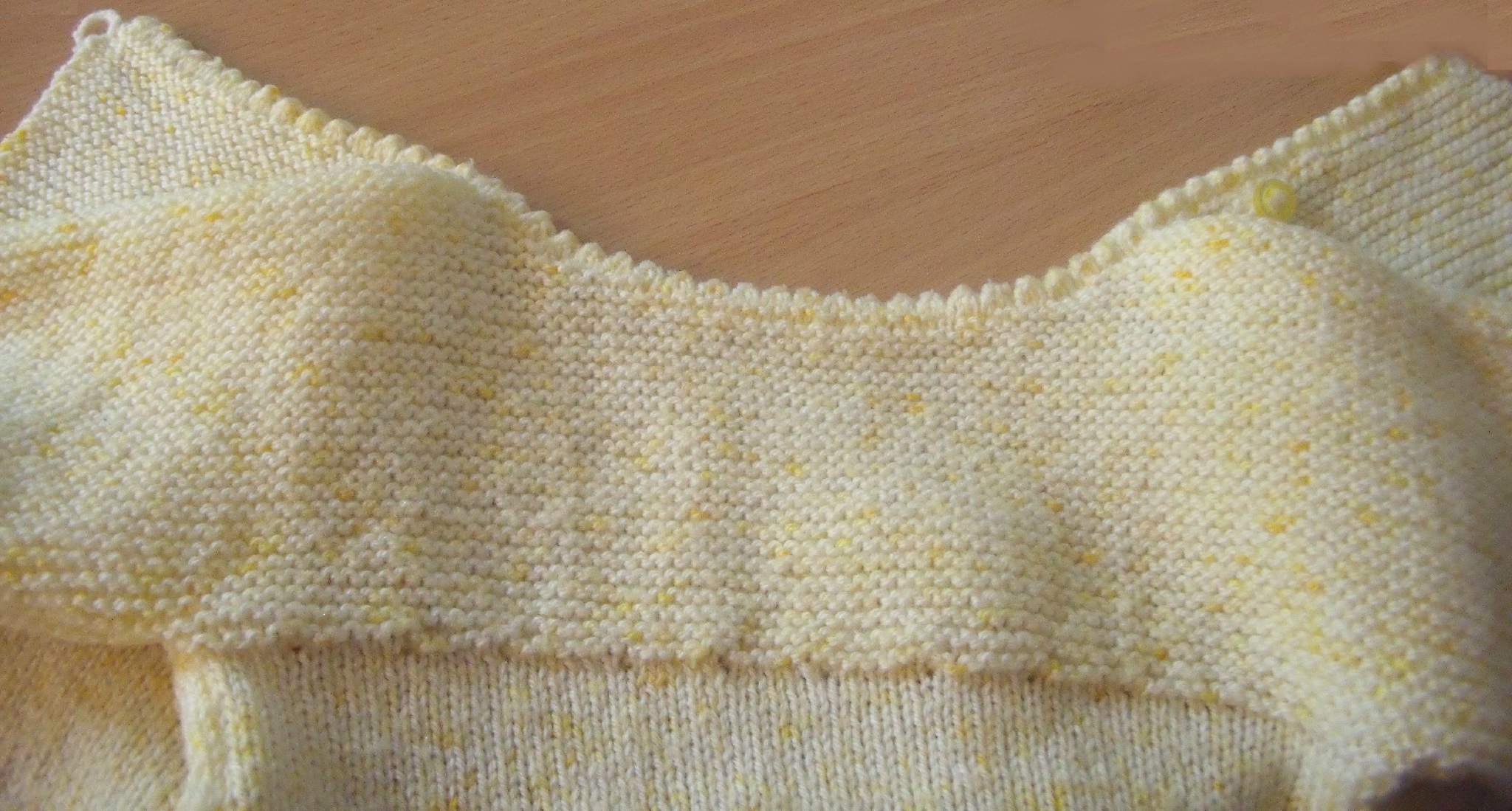 Youtube tricot diminution encolure