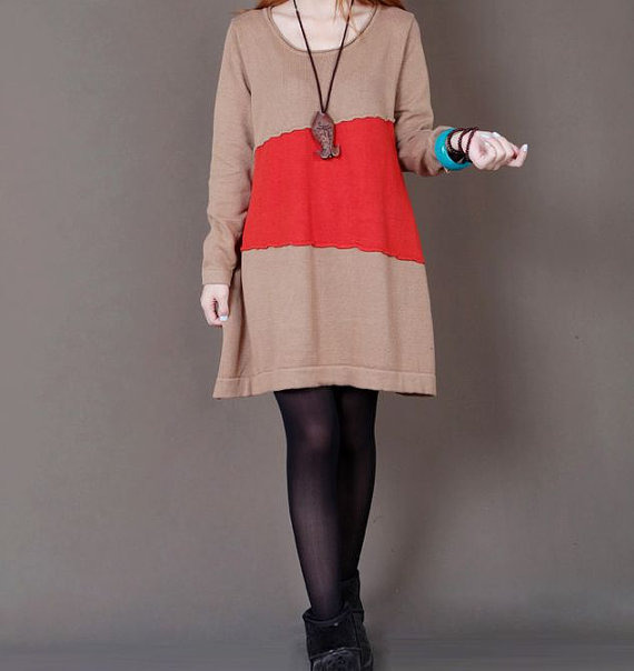 Tricot pull grande taille