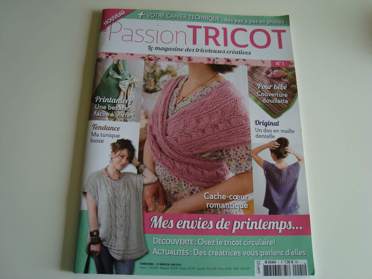 Passion tricot n 3