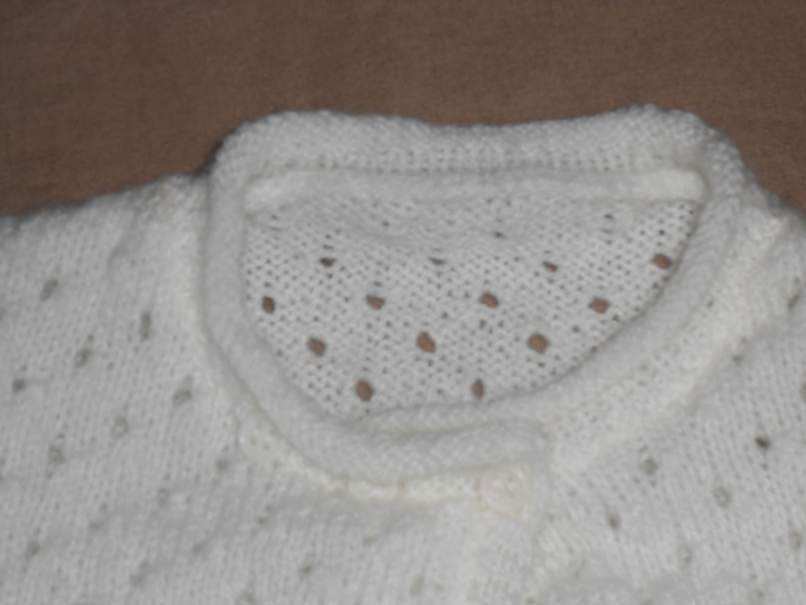 Tricot fille 12 mois