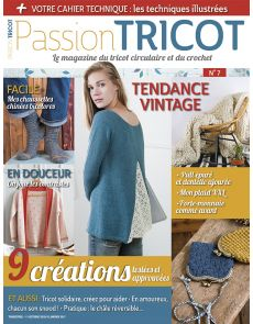 Passion tricot n°3