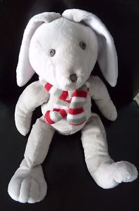 Tricot peluche lapin