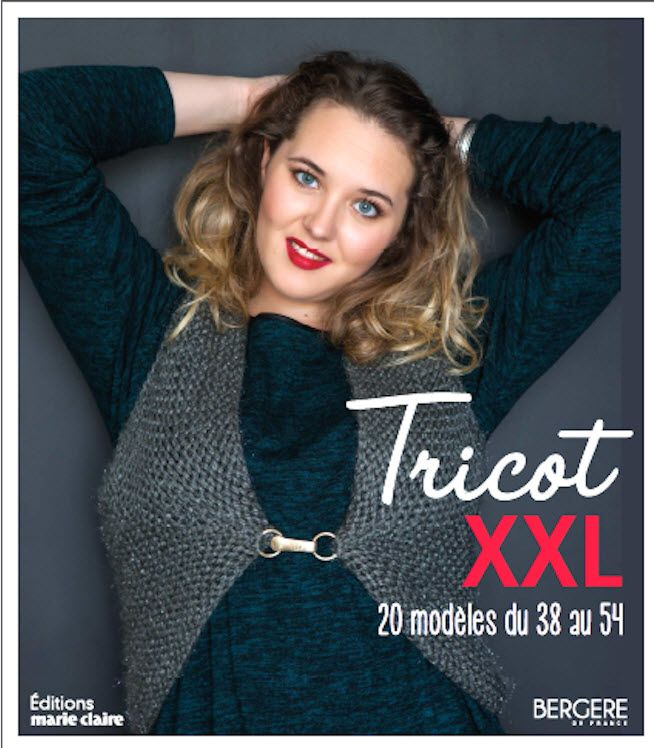 Modele pull tricot grande taille