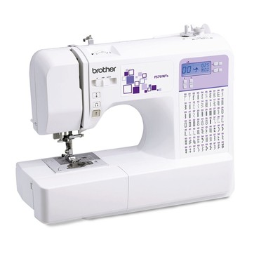 Machine a coudre point broderie