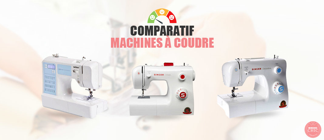 Comparer machine a coudre brother