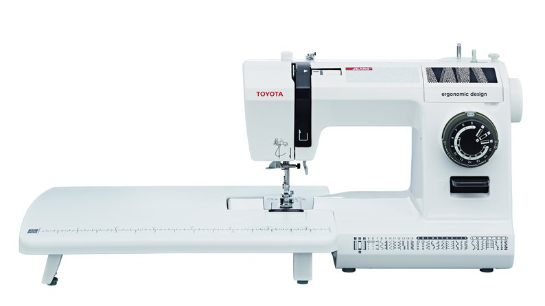 Machine à coudre toyota easy sewing