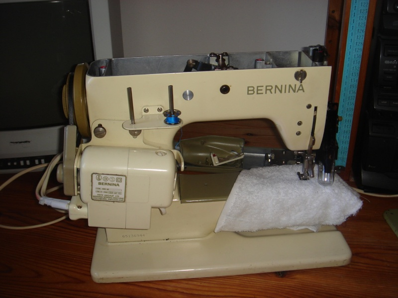 Condensateur machine a coudre bernina
