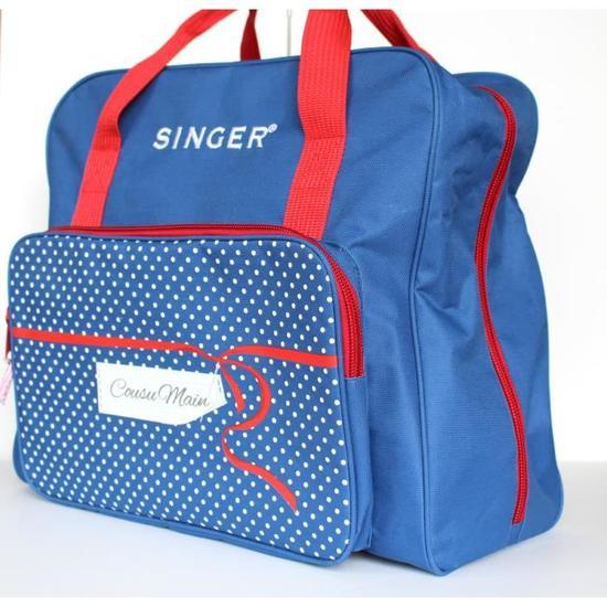 Sac transport machine a coudre singer
