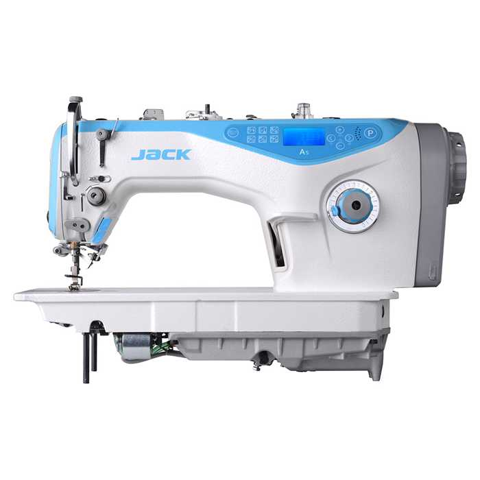 Machine a coudre industrielle jack