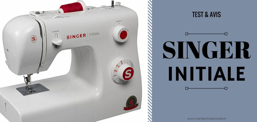 Machine a coudre singer tradition avis
