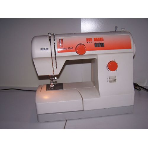 Machine a coudre pfaff hobby occasion